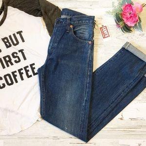 Levi's 505 Vintage Skinny Jeans
